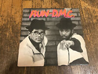 Run DMC LP - Self Titled - Profile Records PRO 1202 1984