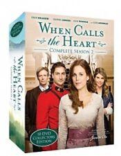 WHEN CALLS THE HEART - COMPLETE SEASON 2 w/ Bonus Movies - Hallmark Channel TV