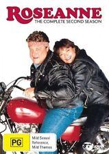 Roseanne : Season 2 (DVD, 2006, 3-Disc Set)