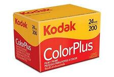 1 Pellicola 35mm Rullino Colore Kodak 200 asa  24 foto - film
