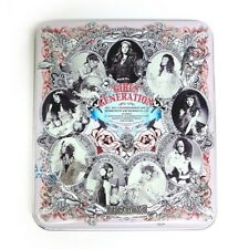 SNSD Girls' Generation 3rd Album [THE BOYS] CD in Tin + PhotoCard K-POP Sealed