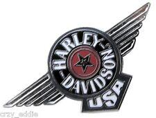 HARLEY DAVIDSON FATBOY LOGO VEST JACKET PIN