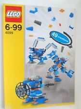 NEW Lego Instructions MANUAL for set 4099 ROBOBOTS