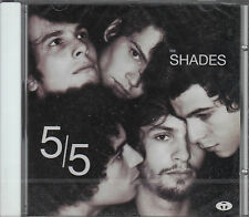 CD SHADES / 5/5 ROCK FRANCAIS / NEUF SCELLE MINT