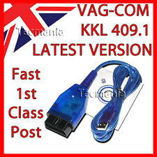 OBD2 II Diagnostic Cable USB for VW Golf MK2 MK3 MK4