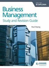 Business Management: By Hoang, Paul