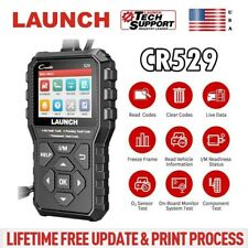 2020 ! LAUNCH X431 CR529 OBD2 Code Reader Automotive DIY Diagnostic Scanner Tool