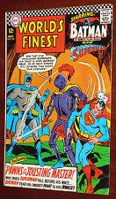 World's Finest #162 FN+ Superman Batman