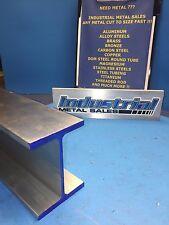 "6061 T6 Aluminum I Beam 4"" x .170"" x 3"" x 60""-Long"