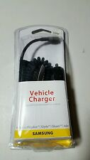 Verizon Vehicle Charger For Samsung Cell Phones,For Flipshot, Glyde, Gleam, Juke