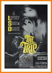 The Trip   Hippy Culture Movie Posters Classic Films