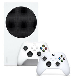 Microsoft Xbox Series S 512GB All-Digital Console + 2 Controllers #XBOXSERSBUND