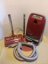 Nice Kenmore 116.5461190 Bagged Canister Vacuum ~Red