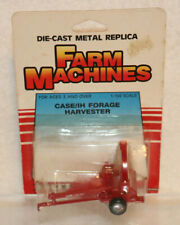 Ertl Case IH Forage Harvester 1:64 Scale Diecast Toy 1986 Original Package