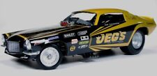 1970 Jegs Chevy Camaro NHRA Funny Car Auto World AW1160 1/18 Scale Diecast Model