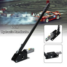 "24.8"" Hydraulic Hydro E-Brake Handbrake Drift Racing Gear Locking Lever 63cm"