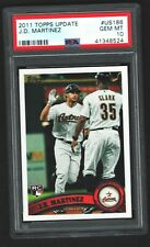 2011 Topps Update J.D. Martinez US186 PSA 10