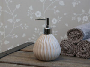 Diamond Soap Dispenser with Pump