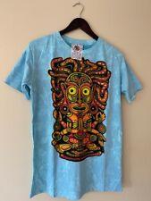 Camiseta Bali Dios Yoga tribal Mandala Buda Hamsa Lotus Chakras hindú (medio)