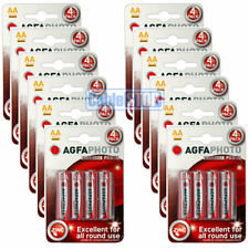 48 x AGFA AA Batteries 12 Packs of 4 - WHOLESALE JOB LOT TRADE PRICE