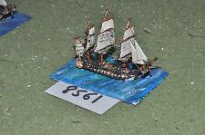 6 mm napoleónicas/Generic-se envía 36 barcos pistola (8561)