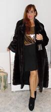 Manteau de fourrure manteau de vison Royal mink fur coat vison fourrure PELLICCIA шуба Visone