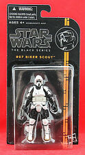 "Biker Scout Imperial #07 Star Wars the Black Series 3.75"" Hasbro Action Figure"