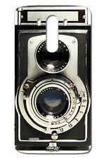 CUSTODIA COVER CASE FOTOCAMERA VINTAGE NERA  LG  G3 D855  D850  4G LTE 16GB
