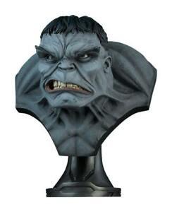 Marvel Comics Bust 1/1 Gray Hulk Sideshow Exclusive 66 cm - Sideshow - HUGE&RARE