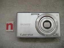 Sony Cyber-shot DSC-W530 14.1 MP Digital Camera -Silver Parts or Repair
