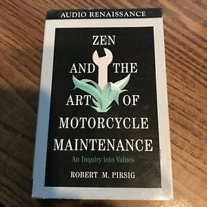 Zen and the Art of Motorcycle Maintenance - On Cassette