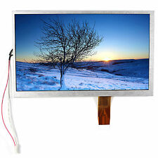 "7"" TFT LCD Display AT070TN07 Compatible With HSD070I65 7"" TFT 480×234"