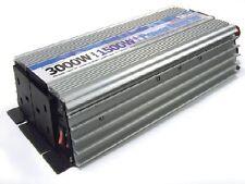 12v 1500w 1.5Kw Inverter Calidad Camper Camioneta Bongo Autocaravana Embarcación t25 t4 t5 USB