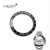 NEW TOP Black/White Ceramic Bezel Insert For Daytona Watches 116500 116520
