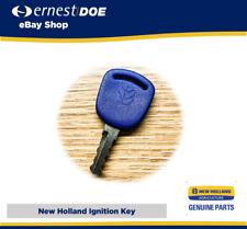Ford New Holland Ignition/ Door Key 40/60/TM/TS/TSA/T6/T7 82030143 Genuine CNH