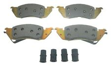 AutoSpecialty 24-529-02 MDS529 Super Kit Semi-Metallic Disc Brake Pads