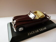 DCD9E voiture 1/43 altaya IXO DREAM CARS boite vitrine : JAGUAR XK140