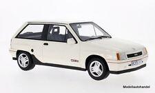 Opel Corsa A GSI  1990 -  weiss  1:18 BOS