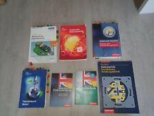 Tabellenbuch Fachkundebuch Elektrotechnik Metall Mechatronik