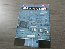 Original Welcome to LIDOR Corporate Plane & Helicopter Sales Brochure