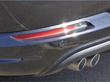Chromstreben für VW Tiguan Reflektoren Stoßstange hinten Chrom Tuning Volkswagen