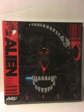 ALIEN Complete Motion Picture Soundtrack 4 LP Vinyl MONDO Tyler Stout Boxset