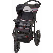Baby Jogger Stroller 3 Wheels Lightweight Foldable Child Cart Adjustable Canopy