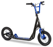 """Mongoose Expo Scooter, 12"""", Black/Blue"""