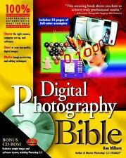 Digital Photography Bible (with CD-ROM)