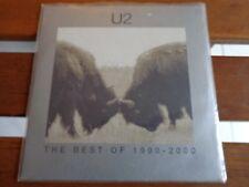 U2 - THE BEST OF 1990 / 2000 -  CD ORIGINAL PRESS - PROMO