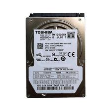 "Toshiba MK1252GSX 120GB 5400RPM SATA 2.5"" (HDD2H04) Laptop HDD Hard Drive"
