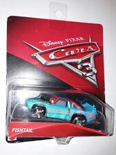 CARS 3 -  FISHTAIL -  Mattel Disney Pixar - Soddisfatti o Rimborsati