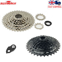 Sunrace CSM680 8Speed 11-40T MTB Bike Cassette Wide Ratio Bicycle Cassettes