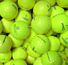 20 Titleist NXT Tour S Yellow Golf Balls Pearl/A Grade